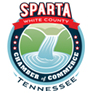 Sparta-White County Chamber of Commerce logo